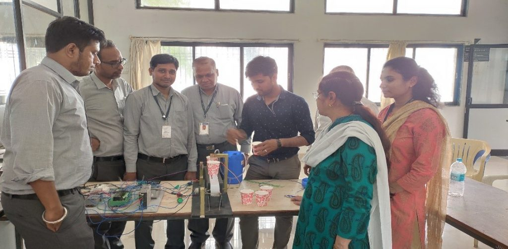 FDP – Workshop on Industrial Automation